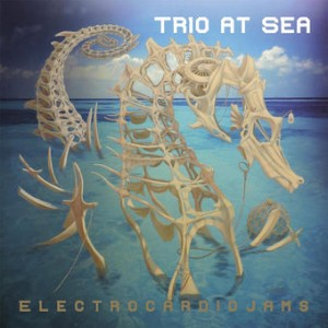 •TRIO AT SEA