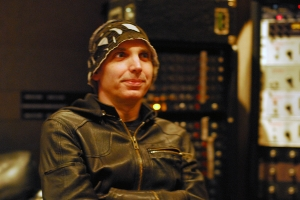 Satriani session 2007