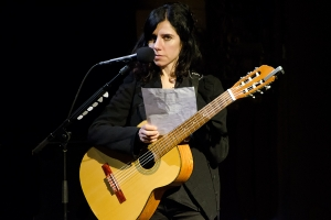 PJ Harvey soundcheck 2