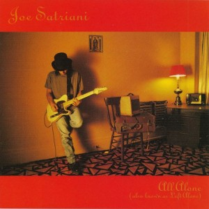 "Joe Satriani ""All Alone"""